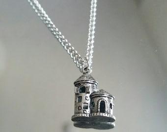 Fit for a Princess, Castle Necklace