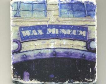 Wax Museum in San Francisco - Original Coaster
