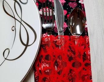 Place Setting- Silverware holder – Utensil Holder – Table Decor – Table Settings - Housewarming Gift – Gift for Her - Home & Living