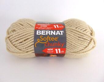 linen - BERNAT-Softee Chunky Yarn - 3047