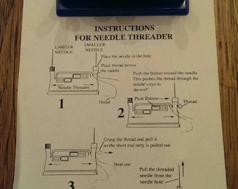 Infila Sewing Needle Threader