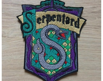 Great coat Slytherin Harry Potter collection