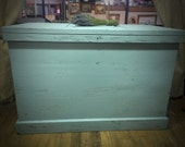 Antique Supersize Chest, ...