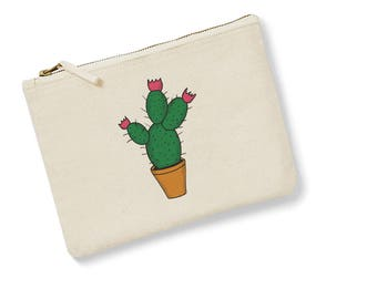 Cactus pouch