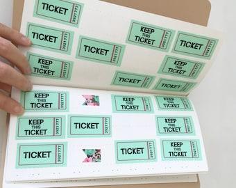 Washi Tape Catalog Storage File Folder with free washi samples.