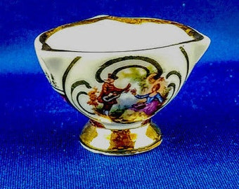 Limoges France Miniature Bowl