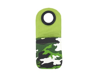 Charging cell camo Green
