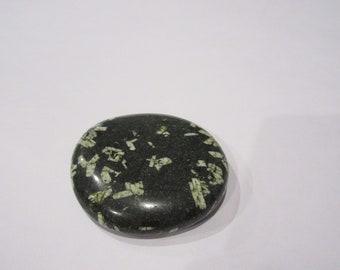 Chinese Writing Stone Polished Piece