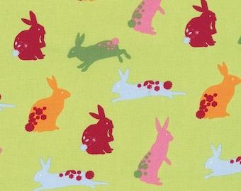 """Westphalia materials """"Wales"""" rabbits"""