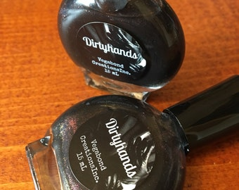 Dirtyhands - Custom Nail Polish - Six of Crows by Leigh Bardugo - Kaz Brekker