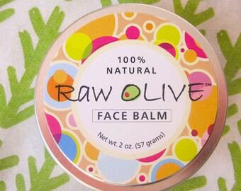 Incroyable d'Olive visage Baume