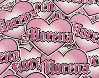Morena - Sticker