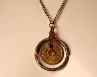 War Necklace - Symbolic