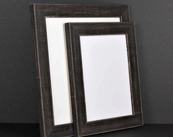 Rustic Picture Frame Distressed Frame Rustic Frame Rustic Home Decor Wood Picture Frame Wood Frame Picture Frames Wooden Photo Frame Wall