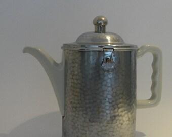 Insulated tea pot coffee pot vintage