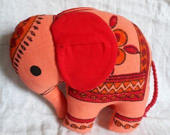 Stuffed animal, stuffed elephant toy, elephant toy, stocking stuffers