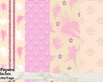 6 Pretty Fairy Papers