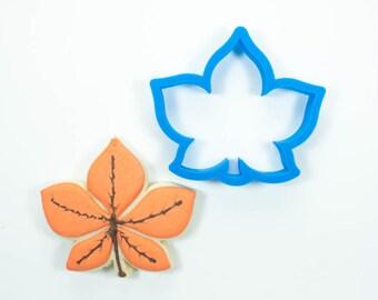 Fall Leaf Cookie Cutter