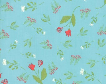 Moda THE FRONT PORCH Quilt Fabric 1/2 Yard By Sherri & Chelsi - Spray 37541 18
