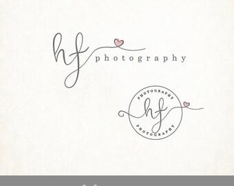 Signature Logo Design Handwritten Logo Photography Logo Watermark Logo