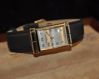 Vacheron Constantin 14K Solid Gold Watch