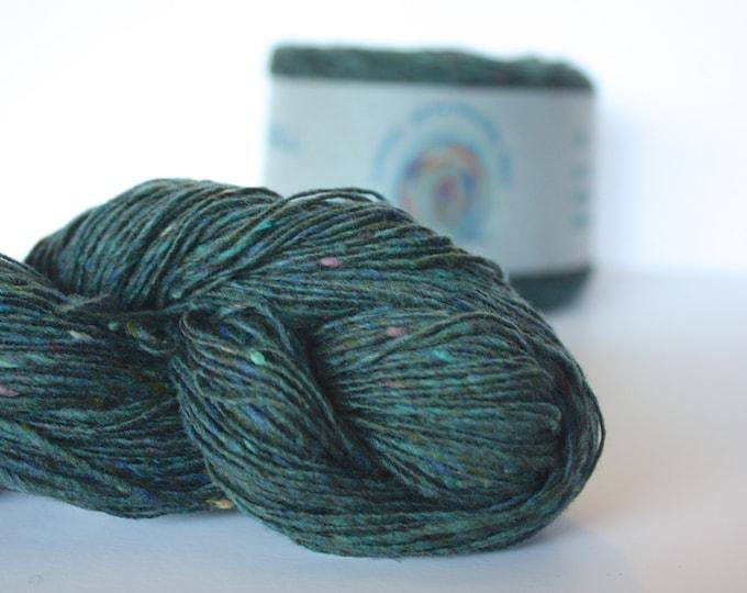Spinning Yarns Weaving Tales - Tirchonaill 506 Vintage Green 100% Merino 4ply