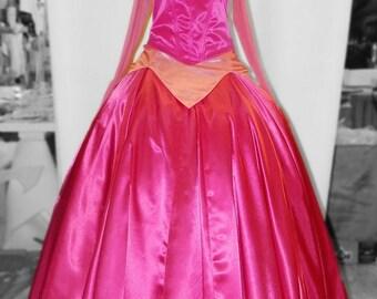 """Aurora """"Sleeping Beauty"""". Animator-actor suit"""