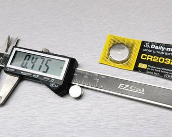 """4"""" Digital Electronic Caliper 3 Way Reading Inch Fractional Large LCD Stainless (11E)"""