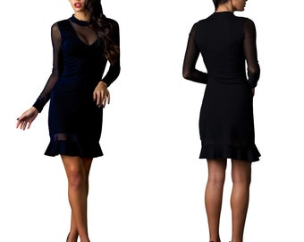 S-Team LA - The Delilah Dress