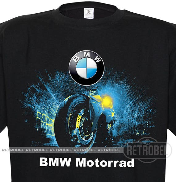 bmw motorrad motorcycles tee men 39 s motorcycle t shirt bmw. Black Bedroom Furniture Sets. Home Design Ideas