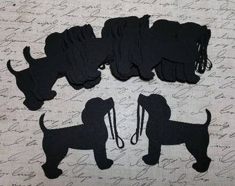 Die Cut Puppies.  #RAT-19
