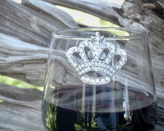 Queen Wine Glass Marker