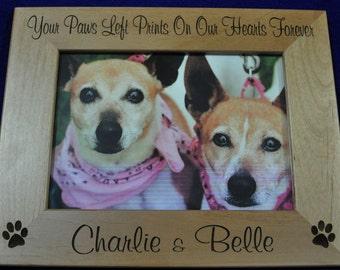 Pet Loss Gift ~ Pet Loss Frame ~ Dog Frame ~ Sympathy Gift For Pet Loss ~ Loss Of Pet Frame ~ Loss Of Cat ~ Pet Sympathy ~ Pet Loss ~ Pets ~