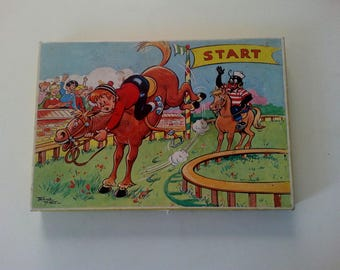 Vintage jigsaw puzzle of Perry rebels club ( collectors item ).