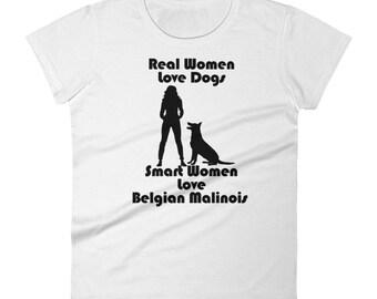 The Belgian Malinois Women's short sleeve t-shirt