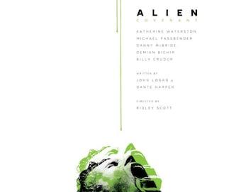 Alien: Covenant Film Poster
