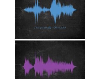 Custom Sound Wave