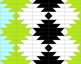 Mexico Quilt Pattern