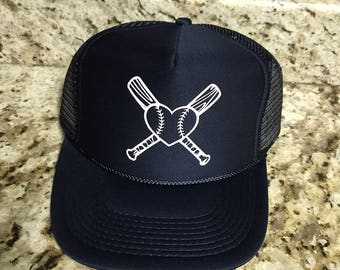baseball lover hat