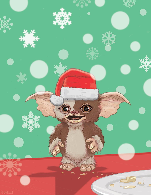 Christmas card gremlins christmas card kristyandbryce Choice Image