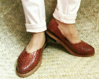 Huaraches  Sandals - Ruby! Mexican Huaraches - For Her