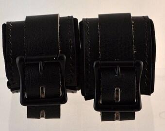 Premium Padded Locking Ankle Cuffs