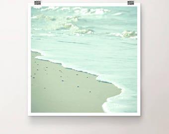 NorthernShore - FineArtPrint Nature Sea Ocean Waves Beach Summer Water Seaside