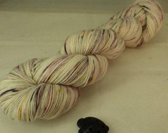 Elegant Teacup Hand Dyed Sock Yarn