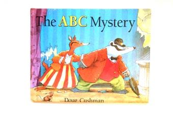 The ABC Mystery, a Vintage Children's Alphabet Book