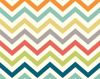 Just For Fun Chevron From Birch Organic Fabric's Just For Fun Collection by Jay-Cyn Designs