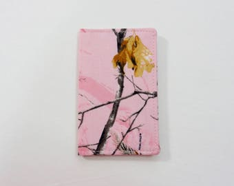 Pink Real Tree Camo Mini Wallet