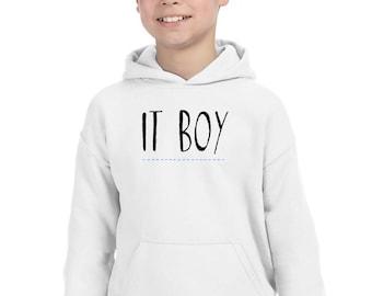 Boy hoodie IT BOY