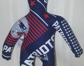 Patriots NFL Dammit Doll