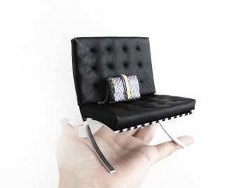 Midcentury B Chair 1/6th scale
